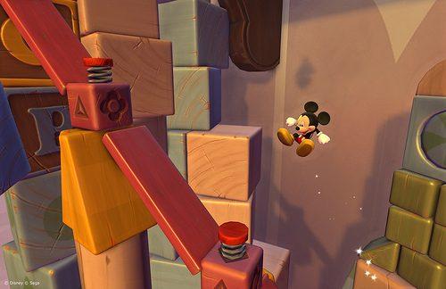 Castle of Illusion in arrivo quest'estate su PSN