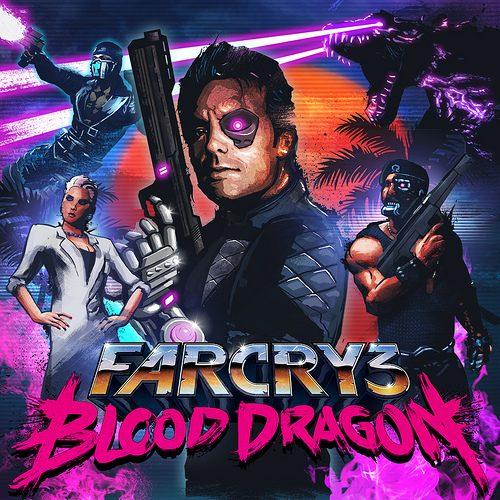 Far Cry 3: Blood Dragon esplode su PS3 il prossimo mese