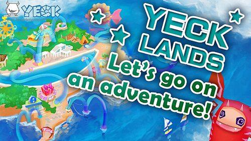Aggiornamento PlayStation®Home: Benvenuti su YECK Land