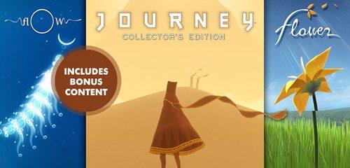 Journey Collector's Edition dal 14 giugno in Blu-ray (Aggiornato)