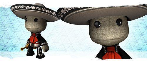 Aggiornamento LittleBigPlanet: festeggiate il Cinco de Mayo con Sackboy