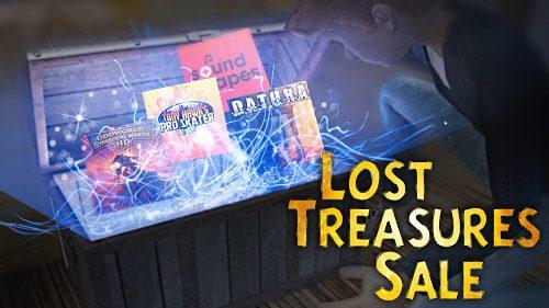 """Gli sconti """"Tesori perduti"""" del PlayStation Store iniziano oggi"""