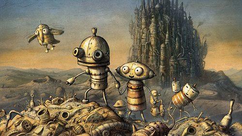 L'acclamata avventura indie Machinarium dalla prossima settimana su PS Vita