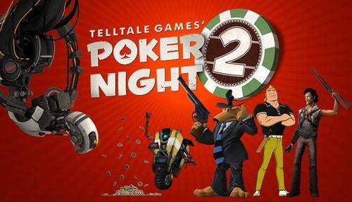 Telltale Games' Poker Night 2 in arrivo su PS3