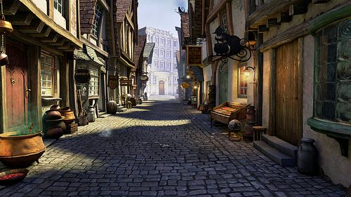 Pottermore su PlayStation Home disponibile da oggi