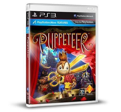 Puppeteer: nuovo trailer, copertina del gioco e data di uscita! Wow!
