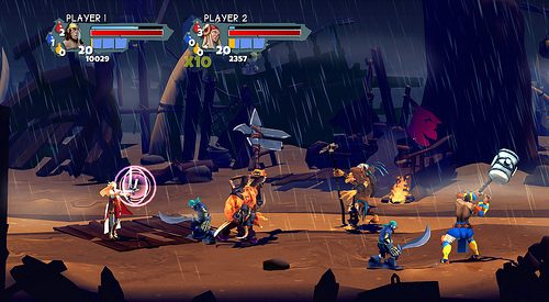Sacred Citadel si fa strada su PlayStation Network il prossimo mese