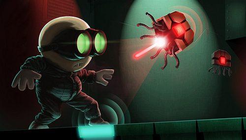 Stealth Inc – DLC gratis al lancio, vinci una PS Vita