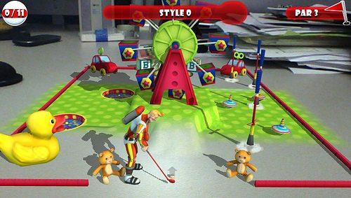Table Mini Golf disponibile da oggi per PlayStation Vita