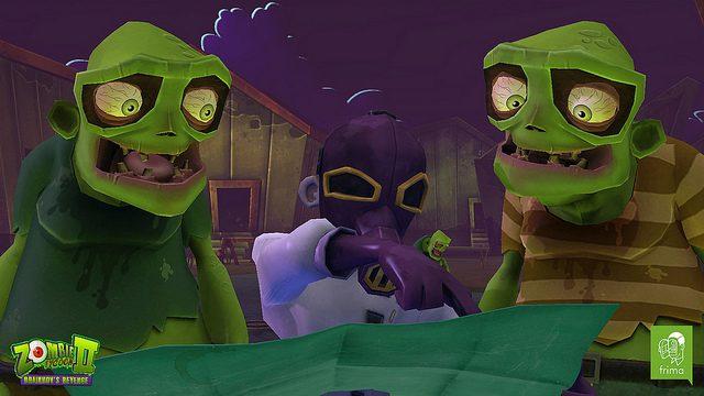 Zombie Tycoon 2 da domani su PSN