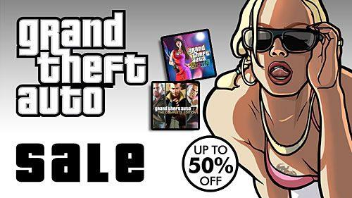 I saldi Grand Theft Auto arrivano su PlayStation Store questa settimana!