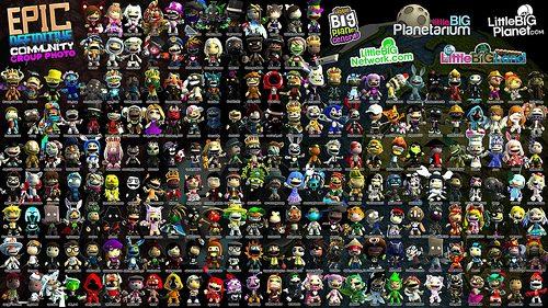 Aggiornamento LittleBigPlanet: LBP mettiti in posa!