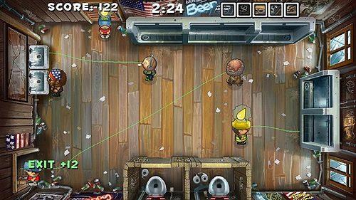 Men's Room Mayhem prossimamente su PS Vita