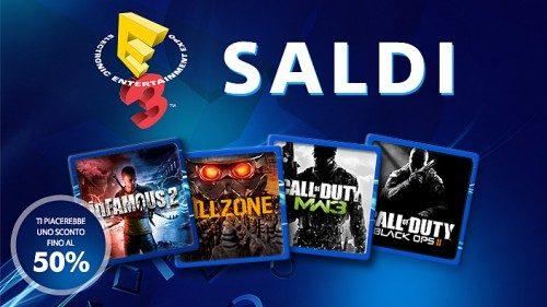 I saldi E3 partono oggi – Risparmia sulle serie inFAMOUS, Call of Duty, KillZone (Aggiornato)