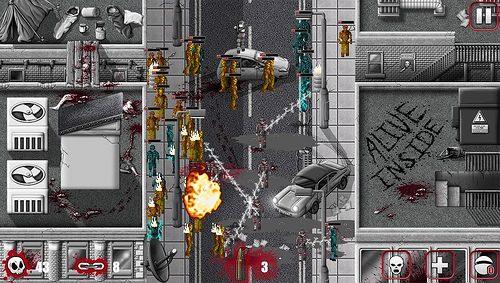 OMG HD Zombies su PS Vita questo mese!