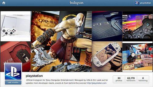 Dietro le quinte dell'E3 con PlayStation su Instagram