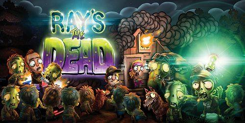 Ray's the Dead vedrà presto la luce su PS4