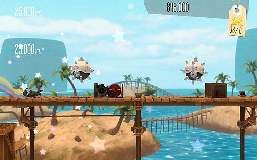 Runner2: Future Legend of Rhythm Alien irrompe su PS Vita