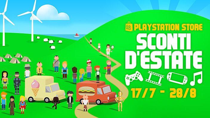 Benvenuti al Festival Estivo PlayStation!