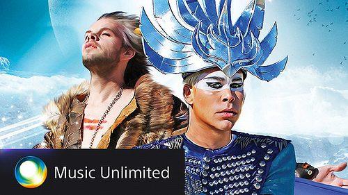 Aggiornamento di Music Unlimited: Empire of the Sun, Kodaline, nuove uscite