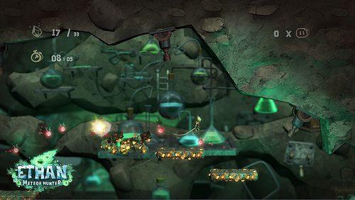 Ethan: Meteor Hunter annunciato per PS Vita; demo su PS3 e taglio di prezzo