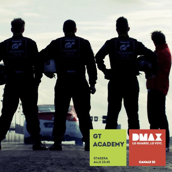 GT Academy torna in tv: questo mercoledì su DMAX