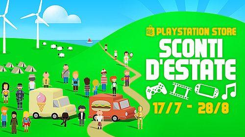 Grandi sconti con il Festival d'estate del PlayStation Store (Aggiornamento)