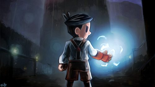 L'affascinante platform Teslagrad è pronto a conquistare PS3 quest'anno