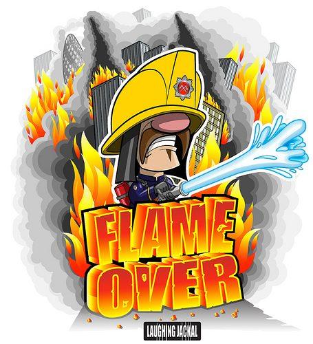 Flame Over si prepara a fare scintille su PS Vita nel 2014