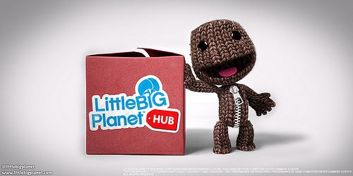 Vi presentiamo LittleBigPlanet HUB!