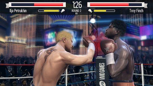 Real Boxing disponibile su PS Vita da oggi