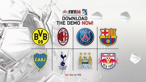 FIFA 14 – La demo disponibile da oggi
