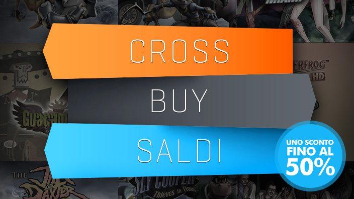 Risparmia sui titoli Cross-Buy questa settimana