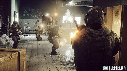Battlefield 4 in arrivo questa settimana su PS3