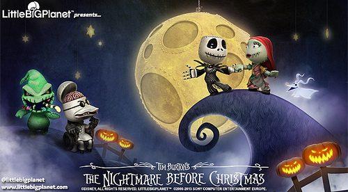Aggiornamento LittleBigPlanet: è Halloween su LBP!
