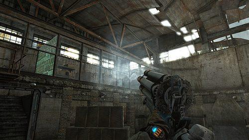 """Il """"Bicycle Shotgun"""" entra a far parte di Metro: Last Light"""