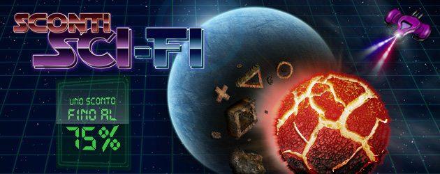 Sconti Sci-Fi: offerte su Lost Planet 3, Binary Domain, Vanquish e altro
