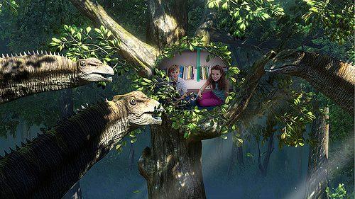 Wonderbook: A Spasso con i Dinosauri arriva su PS3 la prossima settimana