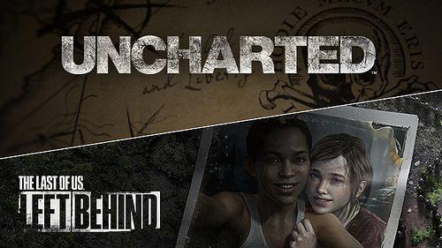 Uncharted su PS4 e il DLC di The Last of Us Left Behind su PS3 annunciati!