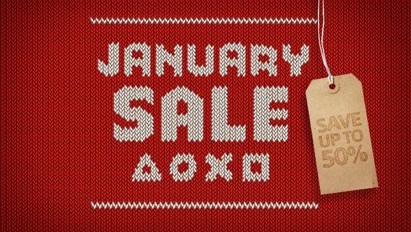 I Saldi di gennaio del PlayStation Store iniziano oggi!