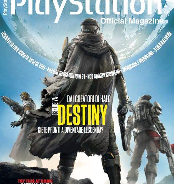 Playstation Official Magazine – Il quarto numero è in edicola!