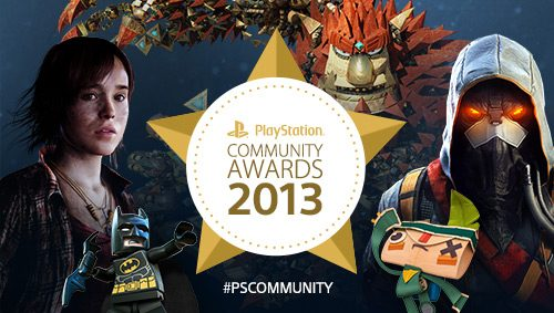 PlayStation Community & Game Awards 2013