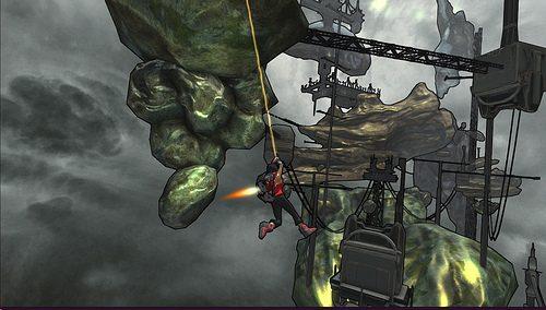 Energy Hook in arrivo su PS4 e PS Vita