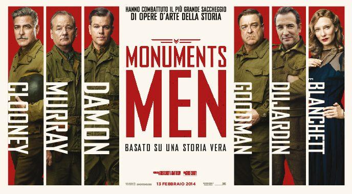 Monuments Men – Vinci l'anteprima con PlayStation