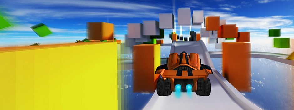 Jet Car Stunts presto arriverà su PS3, PS4 e PS Vita