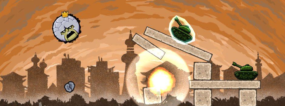 Gli enigmi a base di fisica di King Oddball alla conquista di PS4 il mese prossimo