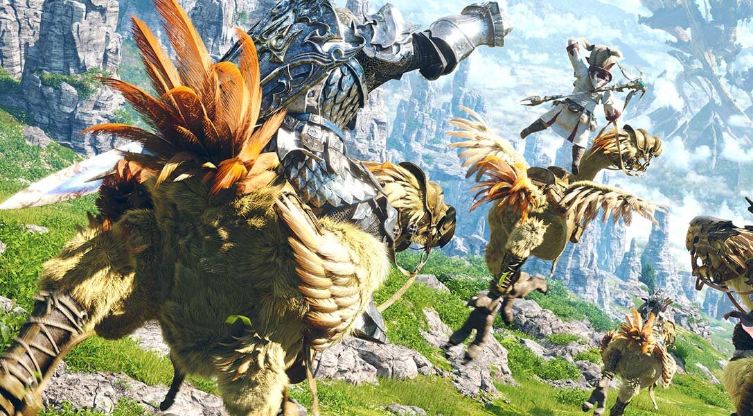 Final Fantasy XIV: A Realm Reborn – Linkshell e Free Company spiegate
