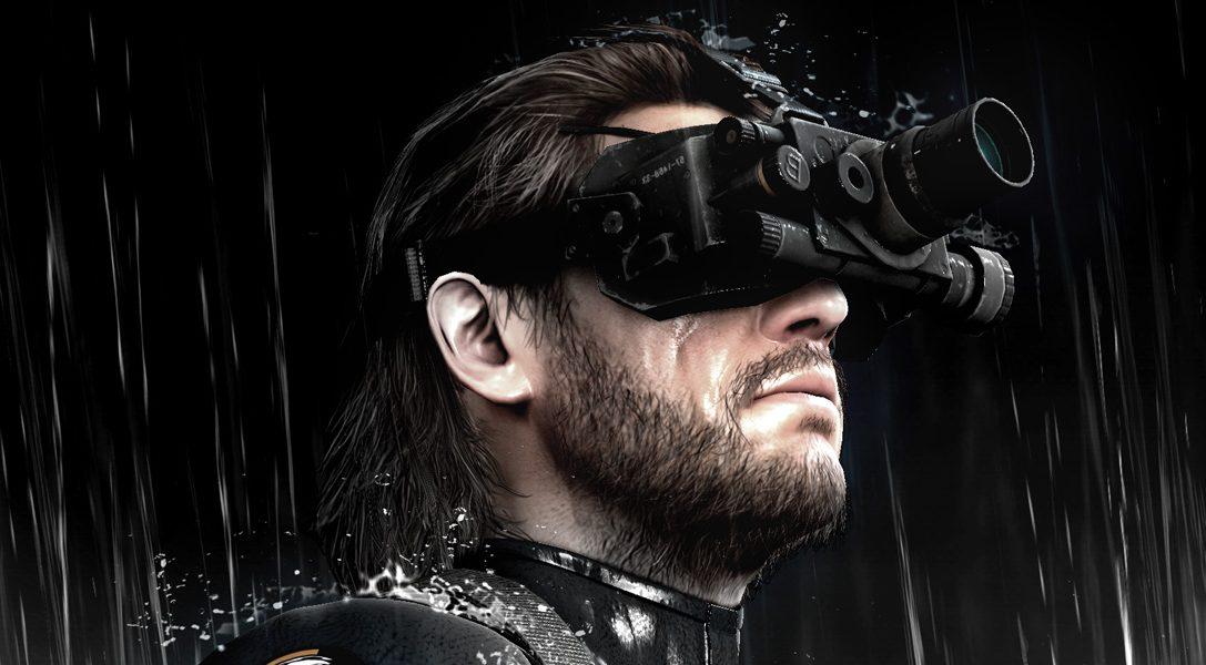 Metal Gear Solid V: Ground Zeroes nelle parole di Hideo Kojima