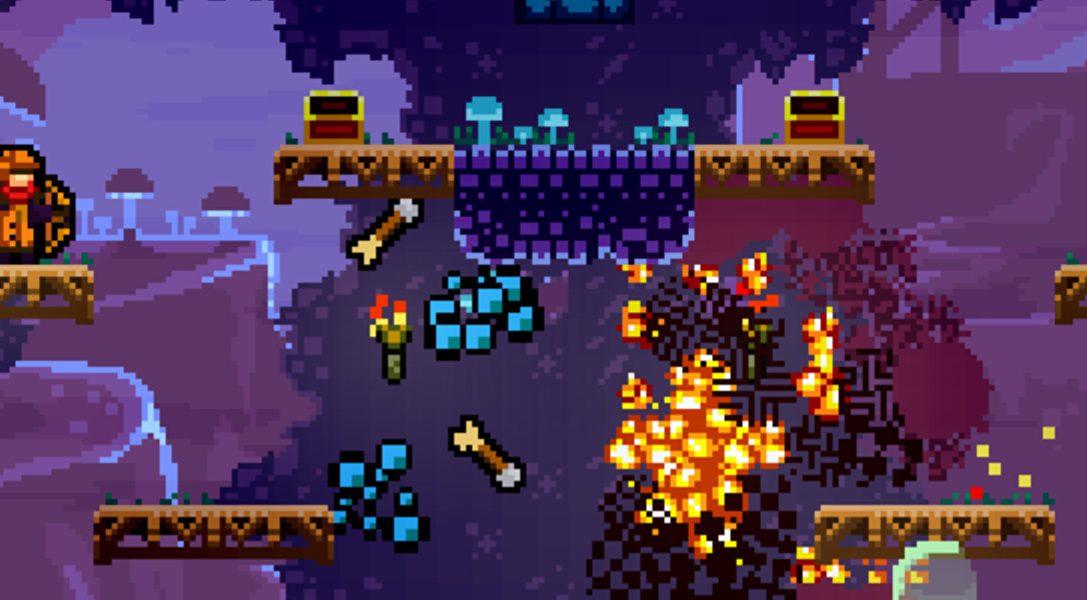 TowerFall Ascension – Come arrivare su PS4 grazie al passaparola