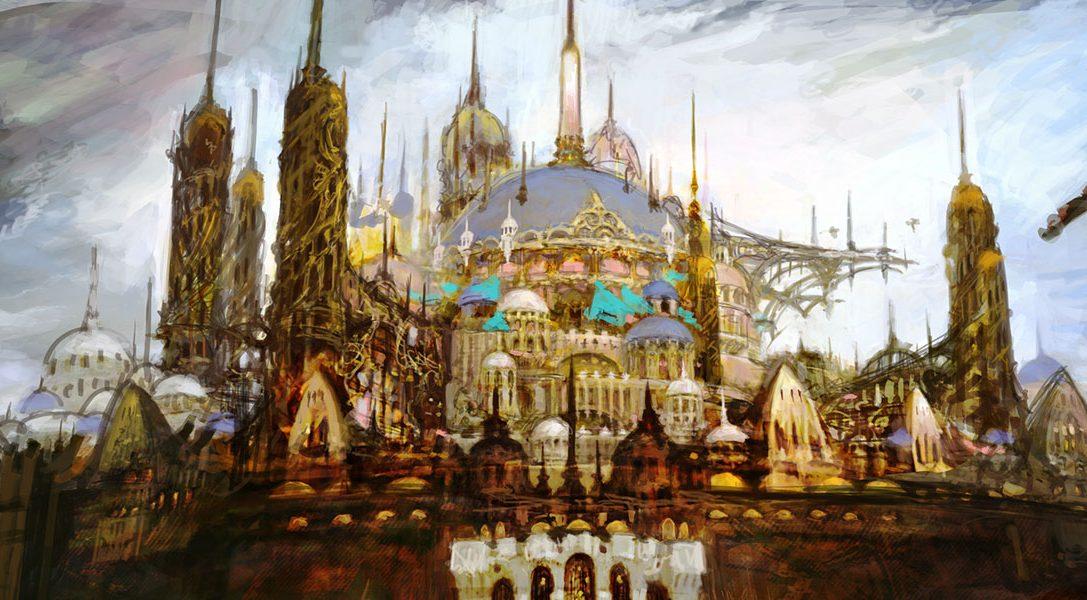 Le città e le classi di Final Fantasy XIV: A Realm Reborn